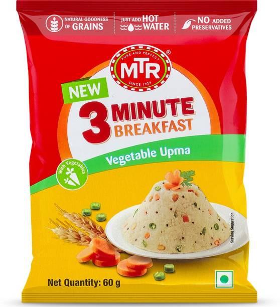 MTR Vegetable Upma 60 g