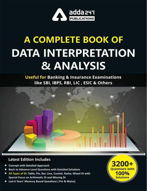 A Complete Book Of Data Interpretation