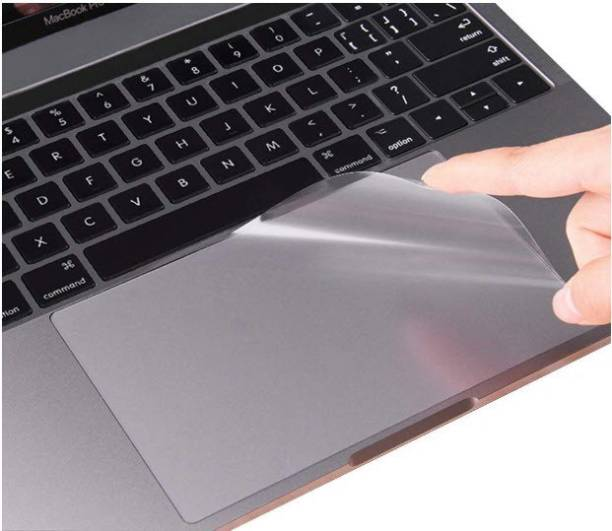 Gear Guard Impossible Screen Guard for MacBook Air 13 Inch Trackpad Protector Cover Compatible 2020 2019 2018 Release MacBook Air 13 Inch with Touch ID Model A2337(M1) A2179 A1932 Clear Anti-Scratch Trackpad Skin