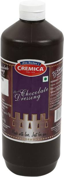 CREMICA Chocolate Sauce For toppings , dip, dressing of ice creams, flavouring CHOCOLATE