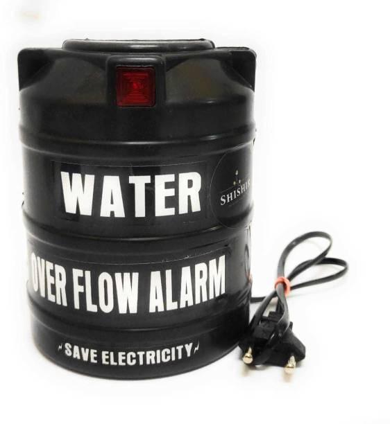 Shishir Water tank over flow Led light Water Leak Detector
