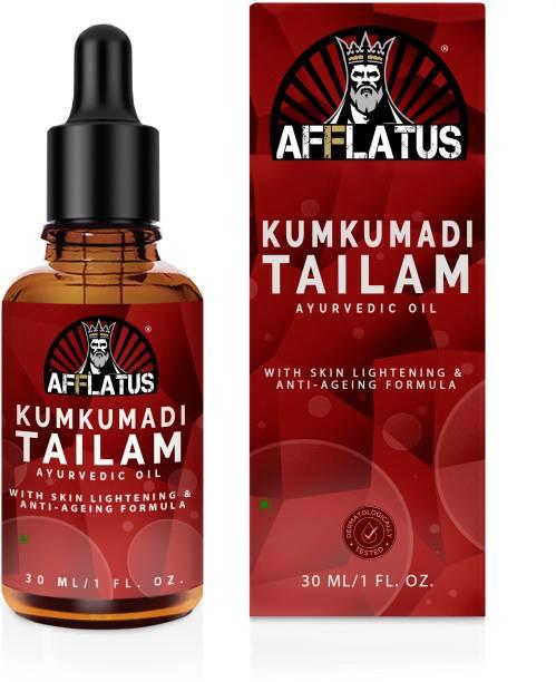Afflatus Kumkumadi Premium Oil Enriched For Glowing,Spotless,Anti-Ageing & Radiant Skin