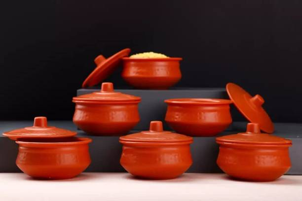 Solomon ™ Premium Quality Multipurpose Handi Bowl Set for Decorative Serving / Candy / Fruit / Curd / Chocolate / Snacks / Dessert / Dryfruits / Aachar / Pickle / Cookie / Mouth Freshner / Tea / Coffee / Suger / Condiment Set / Salad / Kitchen / Lid / Containers / Sets / Bowls Plastic, Polypropylene Serving Bowl