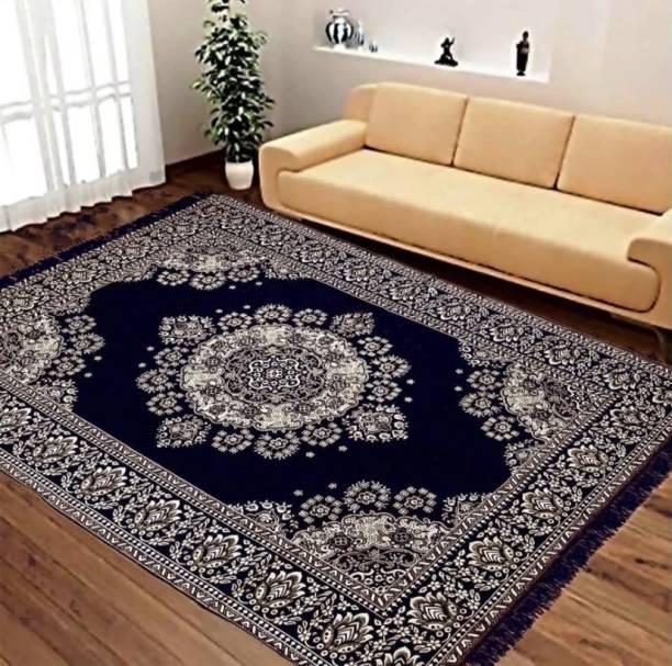 Nature A Blue Cotton Carpet