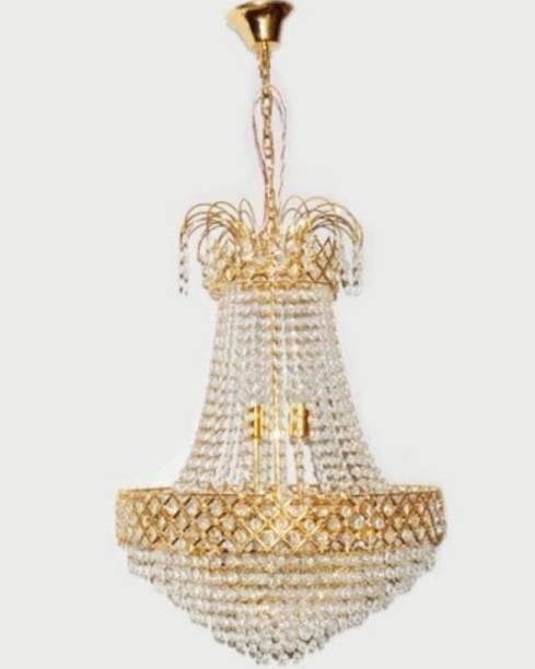 Shri Mahal Antiques Crystal Chandelier Light Chandelier Ceiling Lamp