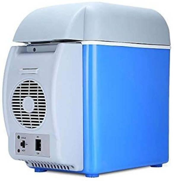 MANYTA ENTERPRISE GK-60 Mini Car Refrigerator Portable Thermoelectric Vehicle Compact Fridge 7.5 L Car Refrigerator