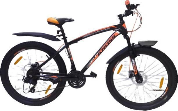 Kross Maximus Pro 26T Double Disc Brake 21Speed MTB Bike Cycle 26 T Mountain/Hardtail Cycle