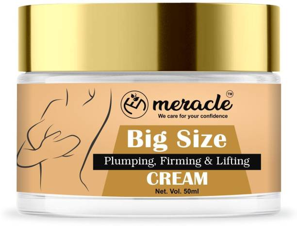 meracle Breast Cream For Women (Plumping,Firming & Lifting) Nipple Cream
