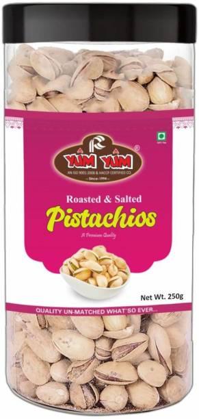 YUM YUM Premium Roasted & Salted Pista 250g Pistachios