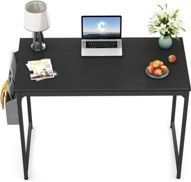Lilac Solid Wood Office Table