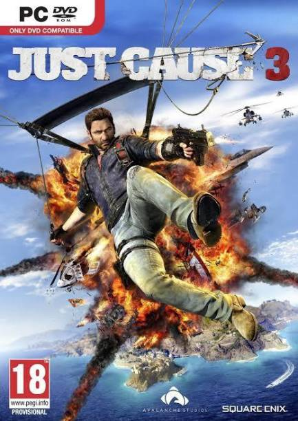 Just Cause 3 (DVD)