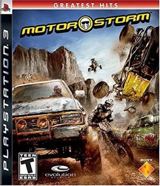MOTORSTORM (PS3) (REGULAR)