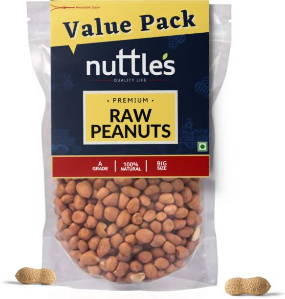 Nuttles Red Peanut (Whole)