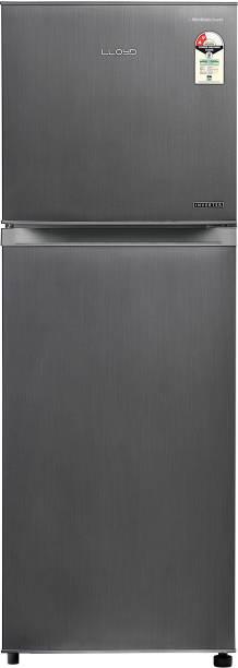 Lloyd 252 L Frost Free Double Door 2 Star Refrigerator