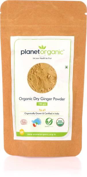 Planet Organic India Organic Dry Ginger Powder