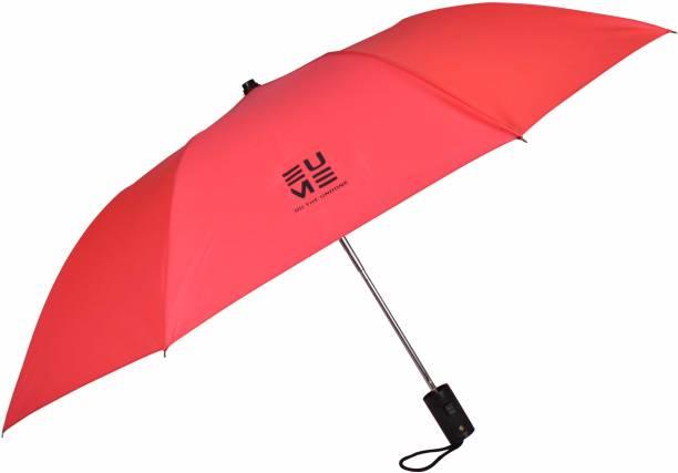 EUME Leatrix 21 Inch 2 Fold Auto-Open Umbrella