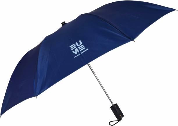 EUME Leatrix 21 Inch (53.34cm) 2 Fold Auto-Open Umbrella