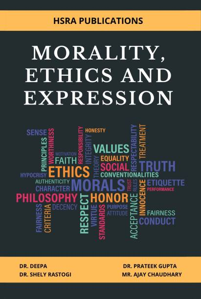 MORALITY, ETHICS AND EXPRESSION