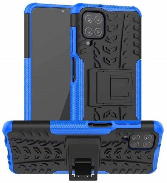 NewSelect Back Cover for Samsung Galaxy F12, Samsung Galaxy A12, Samsung Galaxy M12