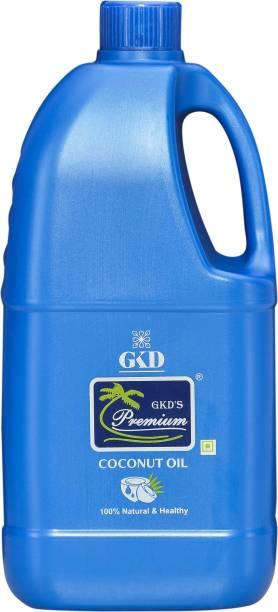 GKD's Premium Pure Coconut Oil Jar