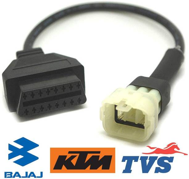 Xsentuals OBD cable 16pin to 6 pin for HE-RO bikes OBD Reader