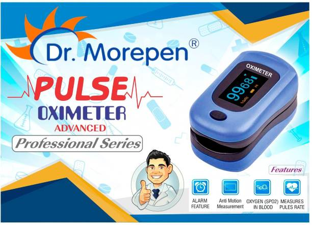 Dr. Morepen PO-12A pulse Oximeter Pulse Oximeter