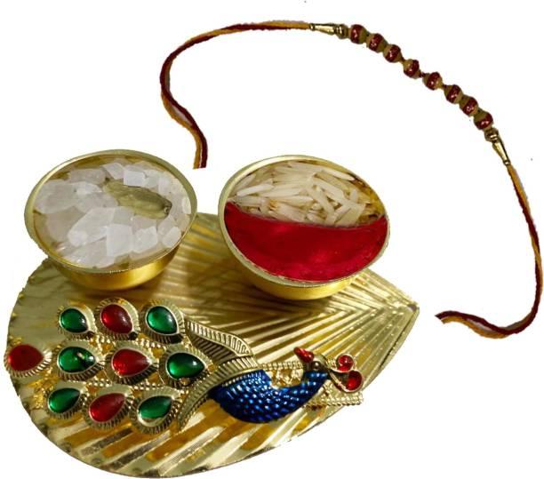 Blissfull Rakhi  Set