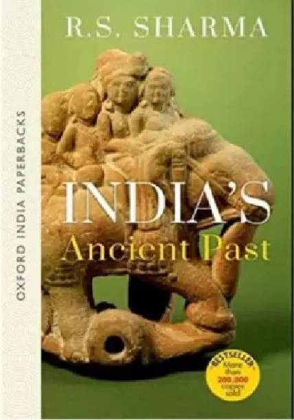 India's Ancient Past (Paperback, R.S. Sharma)