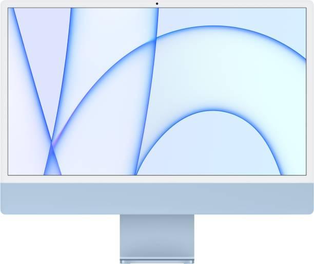 APPLE iMac M1 (8 GB Unified/256 GB SSD/Mac OS Big Sur/24 Inch Screen/MJV93HN/A)