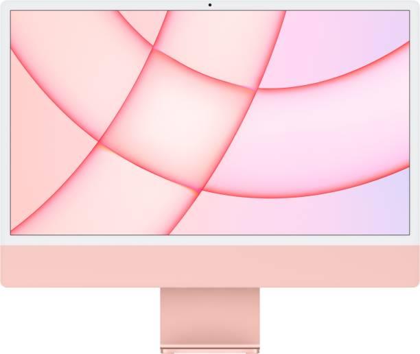 APPLE iMac M1 (8 GB Unified/256 GB SSD/Mac OS Big Sur/24 Inch Screen/MJVA3HN/A)