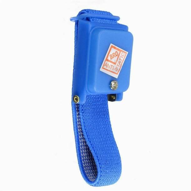 Indoe Ele Anti Static Wrist Strap (Combo 5 Pcs) Cordless Anti-Static Wrist Strap