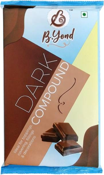 B.Yond Chocolate Baking Bars Solid
