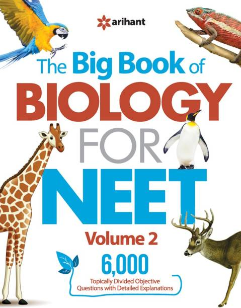 The Big Book of Biology for Neet