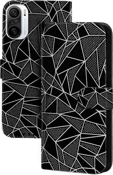 Knotyy Flip Cover for Mi 11X, Mi 11X Pro