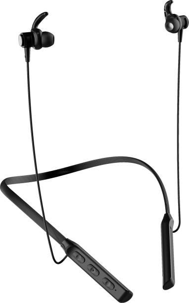 Aroma NB124C - 15 Hours Playtime Bluetooth Neckband Bluetooth Headset