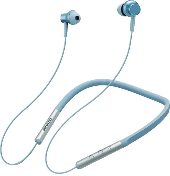 TECHFIRE Neckband wireless headphones with 36 hours Play Time Bluetooth Headset