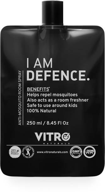 Vitro Naturals Mosquito Repellent Spray Refill Pack