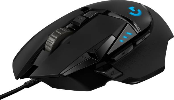 Logitech G502 Hero Wired Optical  Gaming Mouse