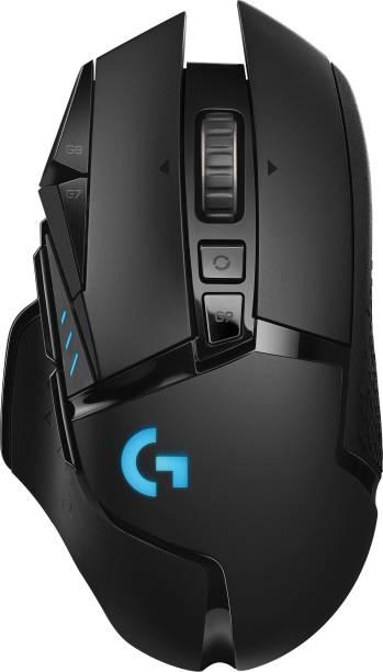 Logitech G502 Lightspeed Wireless Optical  Gaming Mouse