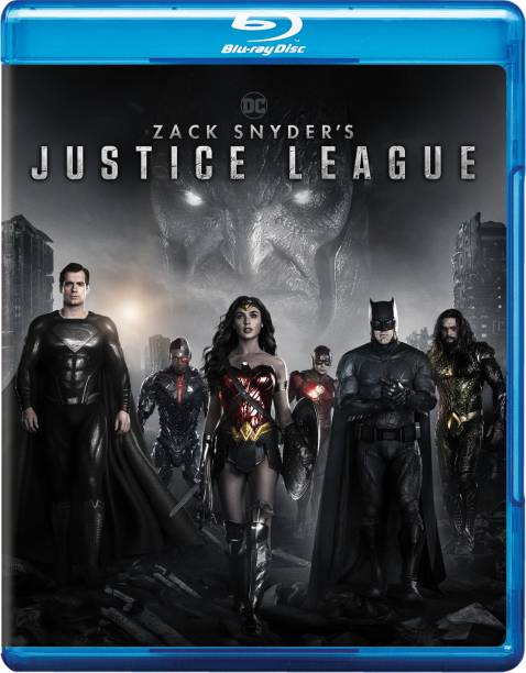 Zack Snyder's Justice League (2-Disc)