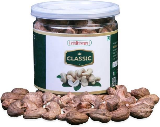 Nidhivan Classic Goan with Skin (chhilka wala) Cashews