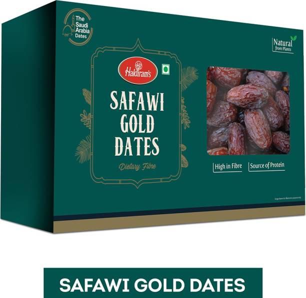 Haldiram's Haldiram Safawi Gold Dates (1 Kg Box Pack) Dates