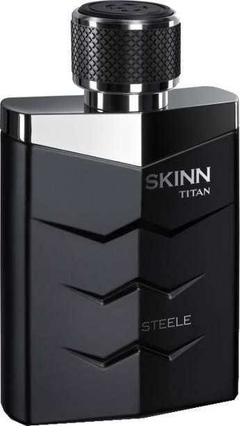 SKINN by TITAN Steele Eau de Parfum  -  100 ml