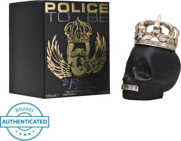 POLICE To Be King Eau de Toilette  -  125 ml