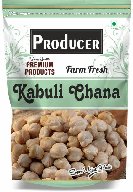 PRODUCER Brown Kabuli Chana (Whole) (Kabuli Chana)