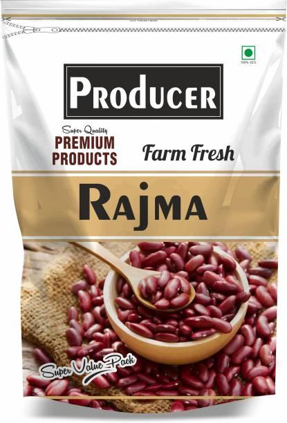 PRODUCER Red Rajma Kashmiri (Whole) (Red Kidney Bean / Lal Rajma)
