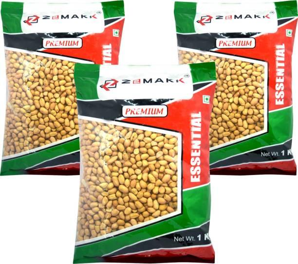 Zemakk Brown Raw Peanut (Whole) (Premium Quality)