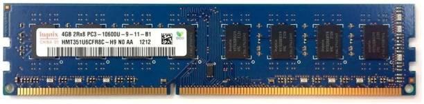 Hynix Desktop Ram DDR3 4 GB PC SDRAM (HMT351U6CFR8C-H9)