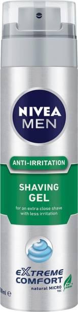 NIVEA Men Anti-Irritation Imported Shaving Gel (Made In Germany)