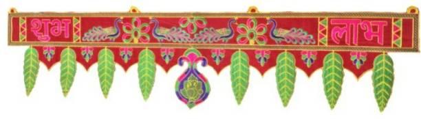 AhiraniFashion Toran door decoration,pooja room for main door hanging Fancy Bandarwal Diwali Toran